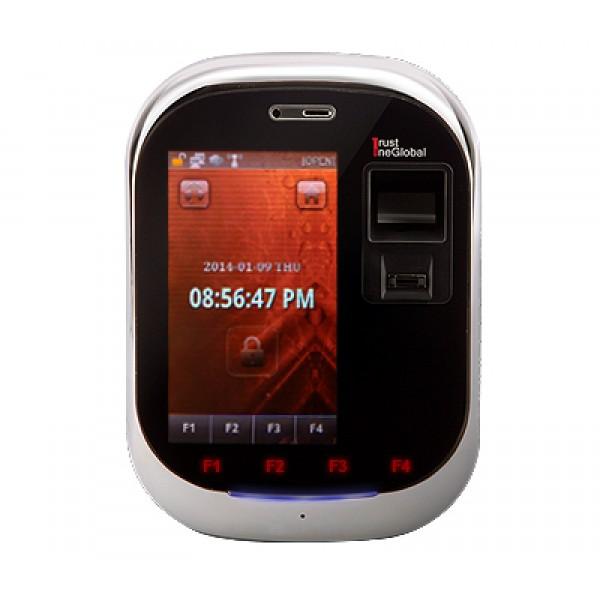 Trustone TSG-750 Touch Screen Fingerprint, RFID Card & WiFi Employee Time Clock