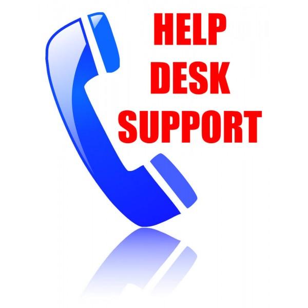 Telephone Helpdesk Support
