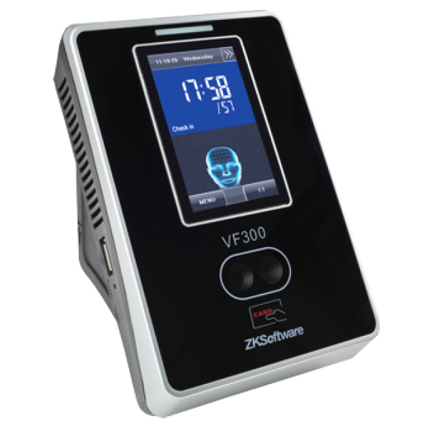 ZKTeco VF380 Face Recognition & RFID Card Employee Time Clock