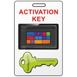 ClockReports Additional Software Activation Key for computers
