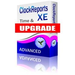 ClockReportsXE ADVANCED Software Upgrade