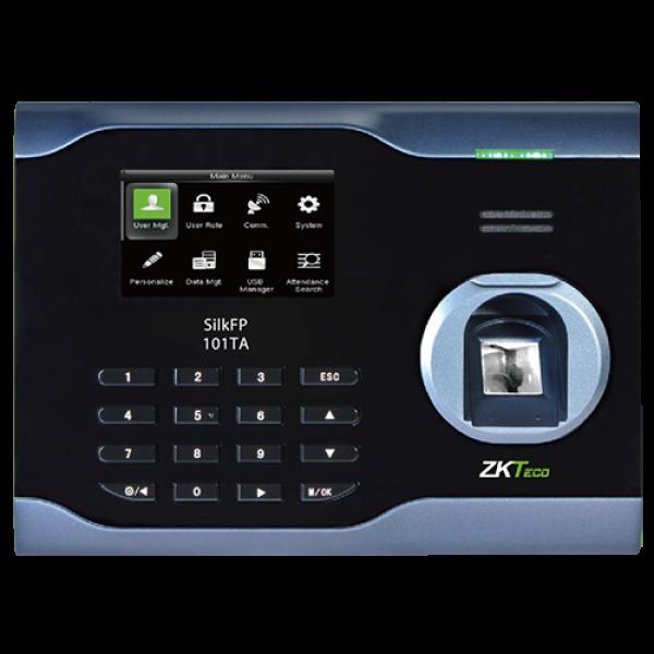 ZKTeco SilkFP RFID &  Fingerprint Employee Time and Attendance Clock